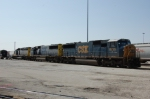CSX 8755, 8782 & 8340